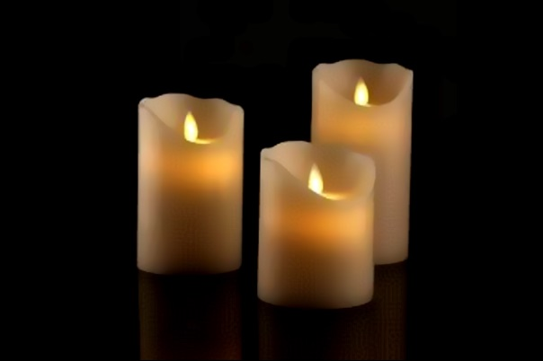 Candles for Deodorizing
